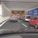Tunnel di Monza strada statale 36