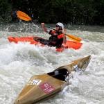 Mondiali di canoa fiume Adda Piateda