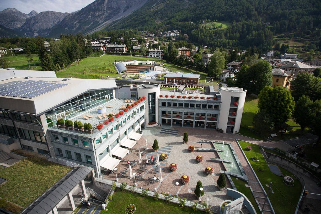Valtellina turismo mobile il 13 aprile la chiusura - Hotel bagni vecchi a bormio ...