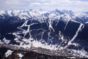 Aprica ski area