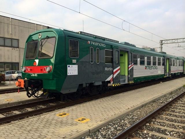 Da lunedì offerta ferroviaria potenziata al 75% dei posti