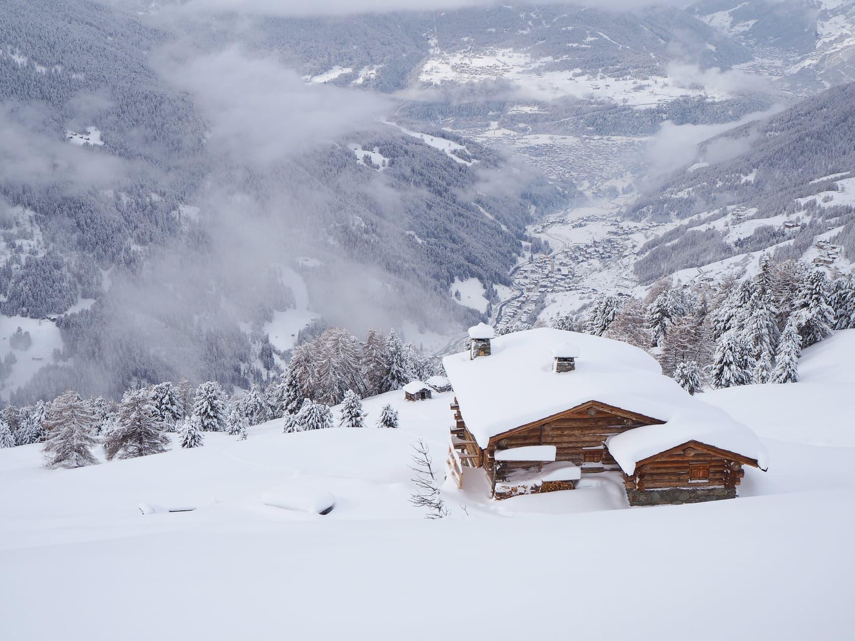 Valtellina Turismo Mobile Permesso Andare Nelle Seconde Case Nella Propria Regione